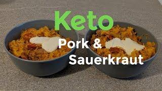 Pork and Sauerkraut – Székelykáposzta   Hungarian Keto Recipe