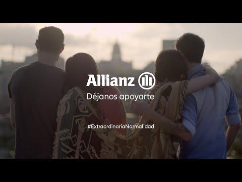 Allianz nos muestra la #ExtraordinariaNorimalidad