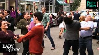 BTS de la flashmob (vo)