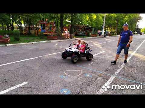 Колесики колесики и красивый руль/LINKA ALINKA