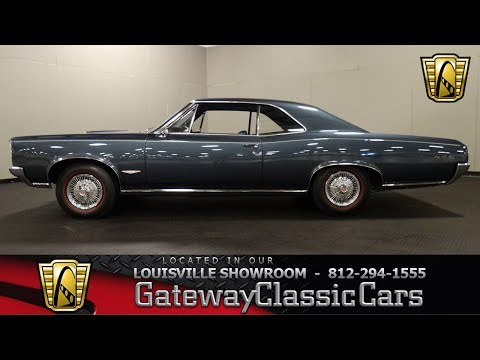 Video of '66 Pontiac GTO located in Memphis Indiana - $58,000.00 - LHK2