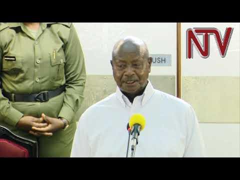 WUMMULA MIREMBE : Palamenti ekungubagidde Bishop Bamwoze