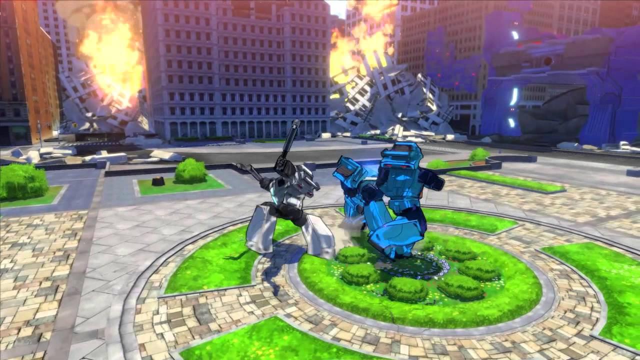 Neuer Trailer zeigt die spektakulären Kämpfe in Transformers: Devastation auf PS4, PS3