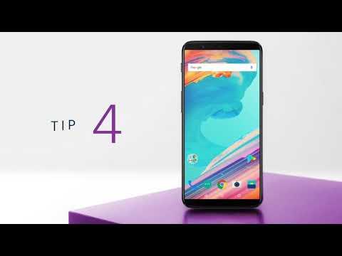 "OnePlus 5T (64Go, Midnight Black, 6"", Double carte SIM, 16Mpx, 4G)"