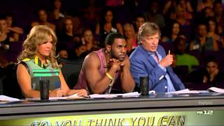Malece Miller on so you think you can dance  season 10 Vegas weeks