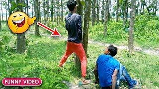 Must Watch New Funny Comedy Videos 2019 😂 😂 - Episode 58 - Desi Funny Video || Bindas Boys