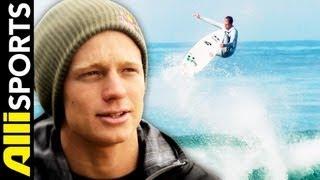 Kolohe Andino Surfing His Favorite Break + My Five Interview, Alli Sports