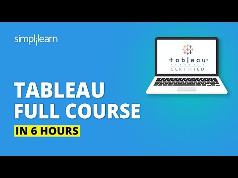 Tableau Full Course - Learn Tableau In 6 Hours ... - YouTube