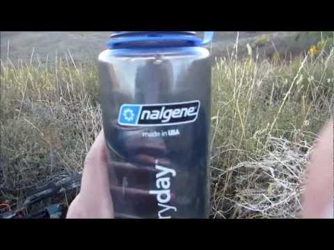 Nalgene 32 oz Wide Mouth Tritan Water Bottle Review by MUDD CREEK