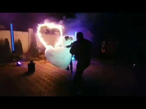 Вогняне шоу на весілля Z-show, відео 4