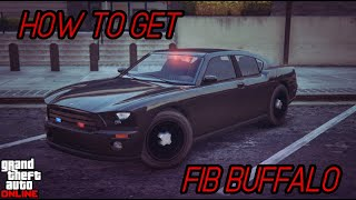 [[WORKS AS OF AUGUST 2020]] HOW TO GET THE UNMARKED FIB BUFFALO IN GTA 5 ONLINE | SIMPLE & EASY