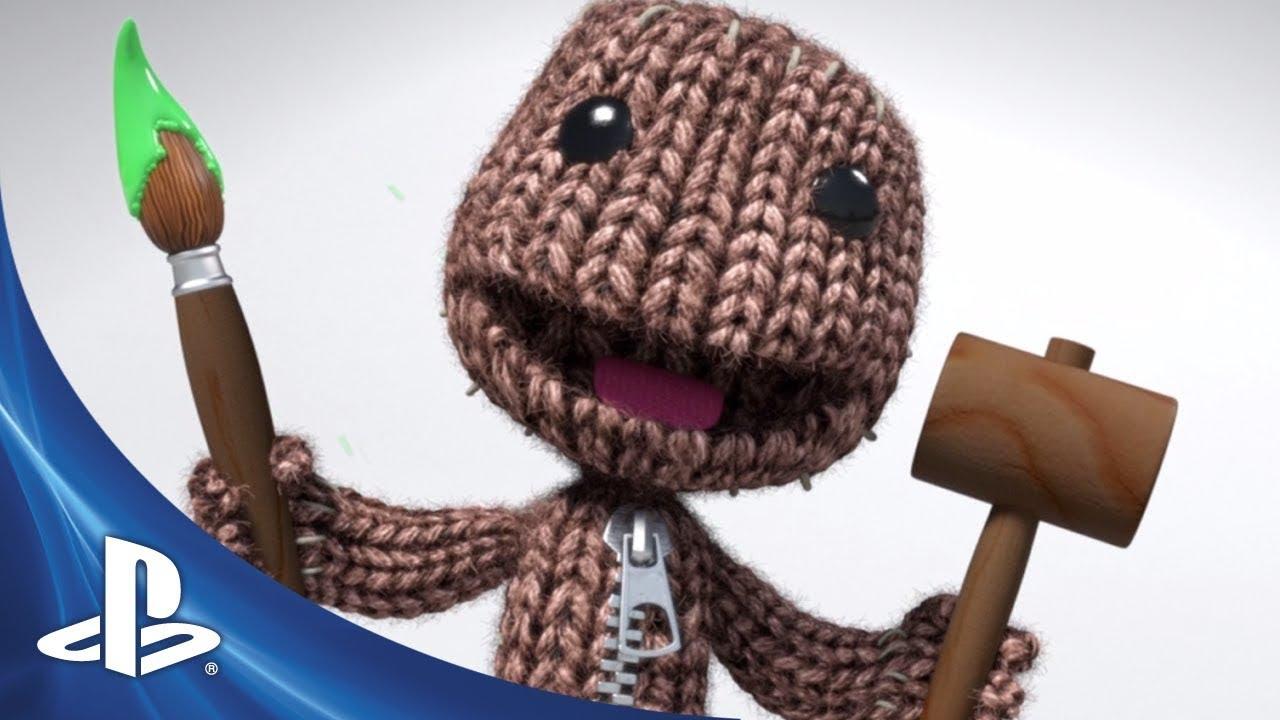 Gamescom 2013: LittleBigPlanet HUB Chega para PS3 no Final do Ano