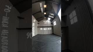 60079 Lifetime Shed 360 Interior View