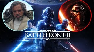 Star Wars Battlefront 2 Trailer: Every Leaked Detail You Need To Know