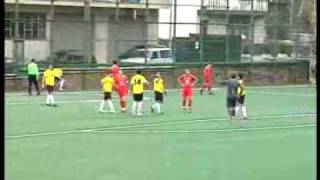 preview picture of video 'FC Lusitans - UE Santa Coloma (2009/10)'