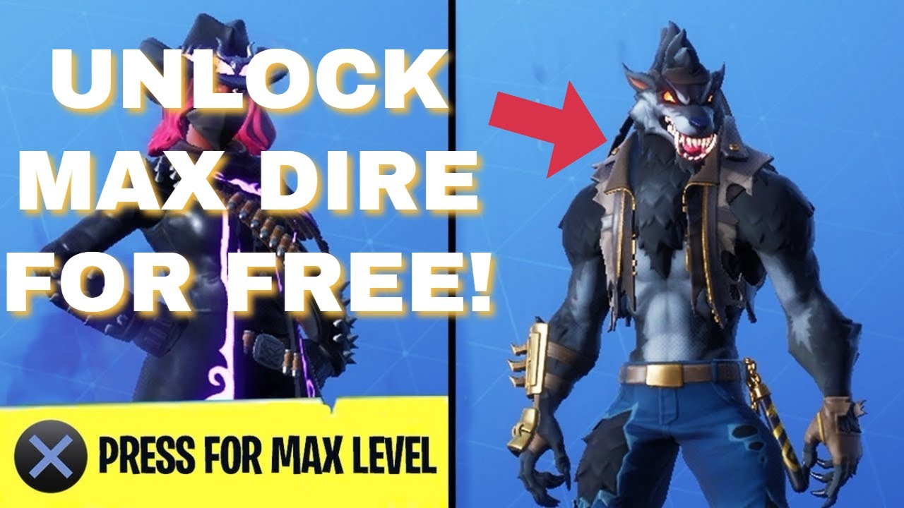 Download Glitch Get Tier 100 Max Xp Dire Skin Free No