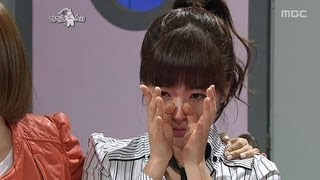 "The Radio Star, Girls' Generation, ""Rumors make girls cry"""
