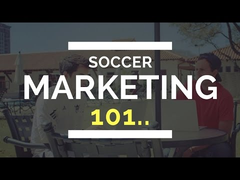 How to market your private soccer training business - YouTube