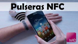 Wetech   Sorprendentes Pulseras NFC