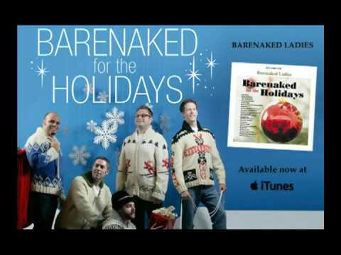 Barenaked Ladies & Sarah McLachlan - God Rest Ye Merry Gentlemen - Christmas Radio