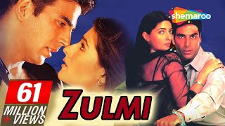 Zulmi  Akshay Kumar  Twinkle Khanna  Hindi Full Movie