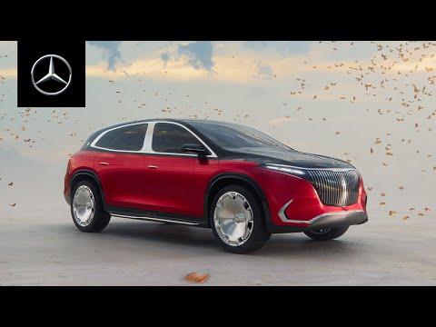 Musique publicité  Mercedes Benz Le concept tout électrique Mercedes-Maybach EQS |  Pub New Beginnings 2021   Juillet 2021