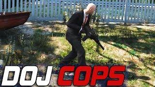 Dept. of Justice Cops #546 - Agent 48 Returns