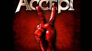 "Accept - Blood Of The Nations  ""Beat The Bastards"""