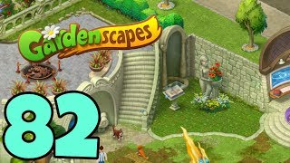 GARDENSCAPES - Gameplay Walkthrough Part 82 -  Science Area Day 3 Part 2
