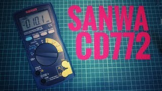 видео Sanwa CD770