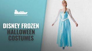Top Selected Halloween Costumes By Disney Frozen [2018 ]: Rubies Official Ladies Frozen Elsa, Adult