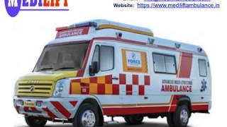 Cost-Effective Ambulance Service from Madhubani to Patna by Medilift