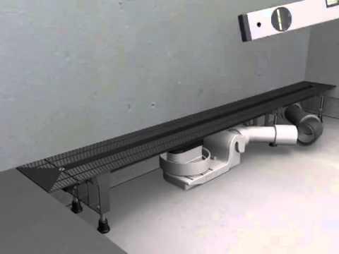 Душевой лоток Viega Advantix Vario Set (704360) хром глянцевый 6