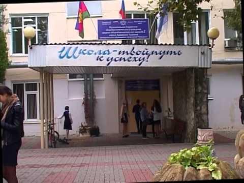 """Авторская программа Янины Скориковой """"В нашем городе"""""""