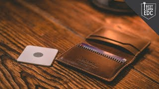Unboxing the Wallet You'll Never Lose | Nomad Slim Wallet with Tile Tracking