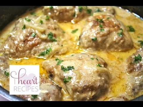 Southern Smothered Chicken With Gravy I Heart Recipes