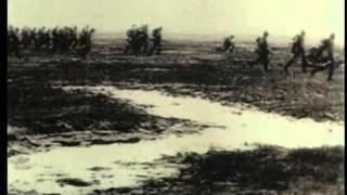 немецкие солдаты бегут первая мировая война