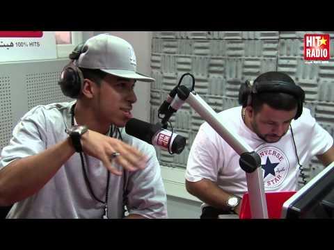 DIZZY DROS DANS LE MORNING DE MOMO SUR HIT RADIO - 20/06/14