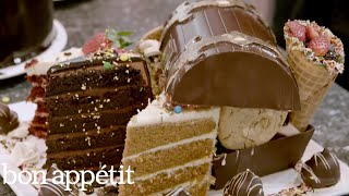 The Most Insane Dessert On The Vegas Strip Is At Caesars Palace
