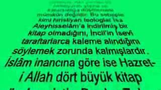 HIRISTİYANLARI HİDAYET VE GERÇEK KURTULUŞA DAVET-3.