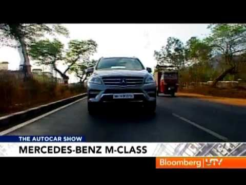 2012 Mercedes ML 350 CDI | Comprehensive Review | Autocar India