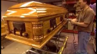 How its Made - Wood Caskets
