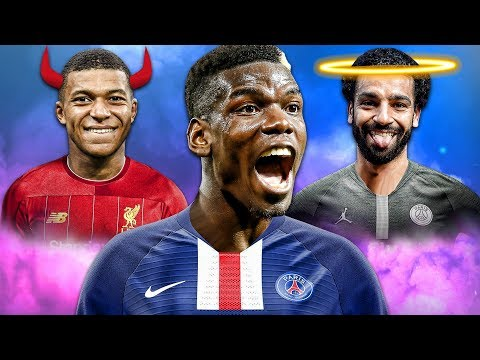 ACCEPTING EVERY TRANSFER OFFER CHALLENGE WITH PSG! FIFA 19 Career Mode