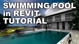 Swimming Pool in Revit Tutorial