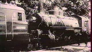 Передача о паровозах и железных дорогах СССР (телеканал звезда)