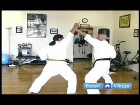 Advanced Kyokushin Karate Techniques : How to Do Shotei Uke