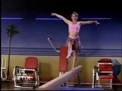 Kimberly's Gymnastics Clips