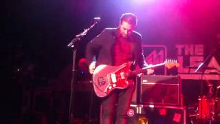 Feeder - White Lines (HQ) (The Leadmill, Sheffield 23/04:2012)