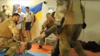 Военное обучение в армии Украины! Издевательство и унижение!