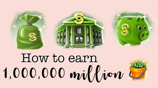 HOW TO EARN 1 MILLION SIMOLEONS FAST and EASY WITHOUT CHEATS | SIMS FREEPLAY